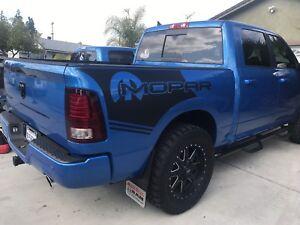 Dodge Ram Mopar Graphics Set