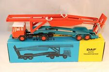 Lion Car Daf 50 Auto - Transporter 1:43 very near mint in box all original