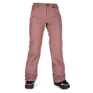 Volcom Frochickie Insulated Pant Rose Wood - Small