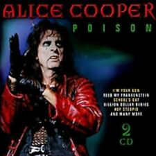 Alice Cooper - Poison [New CD] Germany - Import