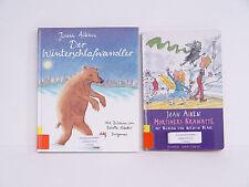 Kinderbücher Joan Aiken, Der Winterschlafwandler / Mortimers Krawatte