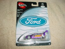 100% HOT WHEELS FORD FOCUS #1/4 FORD SERIES FREE USA SHIPPING