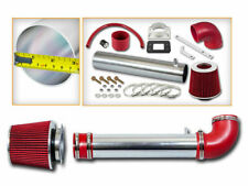 BCP RED For 88-95 Toyota Pickup 4Runner 2.4L L4 Air Intake Racing System +Filter