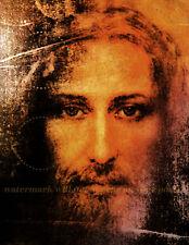 Jesus Christ Art Print/Poster/17x22/ God/Messiah/Religious Image