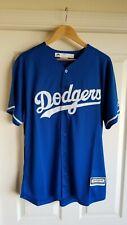 NWT Cody Bellinger Majestic Jersey LA Dodgers Blue Alternate SIZE ADULT LARGE