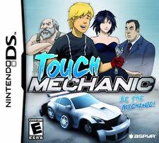 Touch Mechanic Nintendo DS Video Game NIB NIP 2008