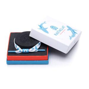 Brand New RASTACLAT Shark Bite 2.0 Shoelace Bracelet