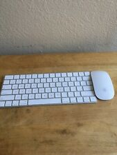 Apple Wireless Magic Keyboard & Magic Mouse 2 Combo Kit / A1644 & A1657