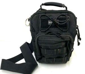 Maxpedition remora gear slinger sling bag black ccw