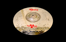 RECH NUCLEAR 17'' CRASH CYMBAL - MADE IN TURKEY AUSTRALIAN OWNED CYMBAL CO