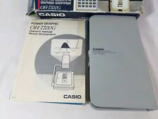 Casio OH7700G Graphic Overhead Projector Calculator