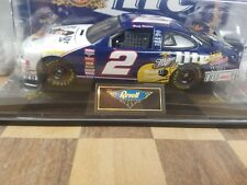 1:24  REVELL #2  RUSTY WALLACE 1998 FORD MILLER LITE / ELVIS Presley 1 of 1596