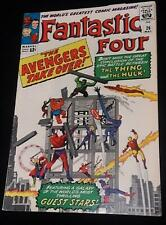 Marvel Comics FANTASTIC FOUR #26 VERY FINE/NEAR MINT 9.0 WHITE PAGES!