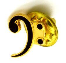 Pin Spilla Chiave Di Basso cm 1,3 x 1,3 - (Cod. M144)