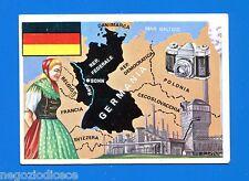 LA TERRA - Panini 1966 - Figurina-Sticker n. 153 - GERMANIA OCC. -New