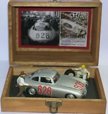 BUM SLOT BS-2408 MERCEDES 300 SL #626 MILLE MIGLIA 1952 H.LANG LTED.ED 12UNID.