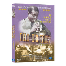 New Orleans (1947) DVD - Louis Armstrong, Billie Holiday, Dorothy Patrick (New)