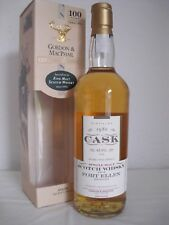 **PORT ELLEN** 1980  G&M Cask Strength  63,9%  Nov.1980 - Jun.1996