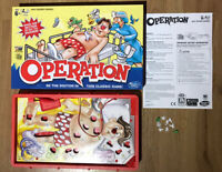 Operation Game By Hasbro Gaming 2014 Tested & Working Classic Game