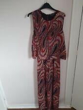 SELECTED FEMME UK Size 6 8 12 or 14 Jamie Cap Sleeve Jumpsuit Sapphire