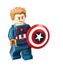 NEW LEGO CAPTAIN AMERICA MINIFIG 76047 marvel figure minifigure super hero toy