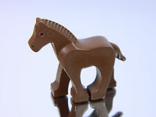 LEGO foal pony brown small horse RARE from set 6404 / 6418 1996