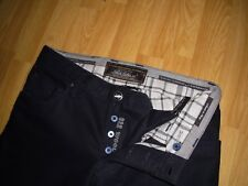 JACOB COHEN PANTALONE Jean's di marca 32'W 28'L 622 Lana Hand Made In Italy Lusso