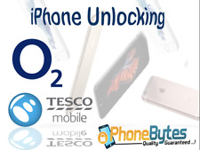 O2 UK Genuine Factory Unlocking for iPhone 4-4s-5-5s-6-6s-7-7Plus