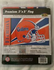 Florida Gators NCAA 3 X 5 Flag  New Unopened