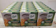 BALL Regular Mouth Mason Canning Jar Lids - 24 Boxes, Full Case! BPA Free! 288