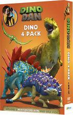 Dino Dan: Dino 4 Pack [4 Discs] (DVD Used Like New)
