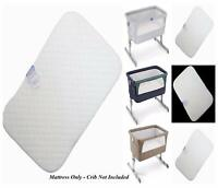 Crib Mattress 4 Chicco NEXT2ME beside next to me Mattress only Crib not included