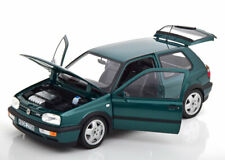 Volkswagen Golf VR6 1996 Green Metallic 1/18 - 188437 NOREV