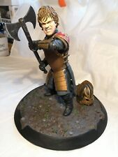 Dark Horse Game of Thrones Tyrion In Battle Statue - Limited Edition Brand New