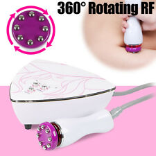 360°Head Rotating RF Radio Frequency Skin Face Wrinkle Remove  Beauty Machine