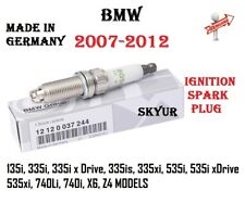 New Ignition Performance Power Spark Plug For BMW 135 335 535 740 X6 Z4 GENUINE