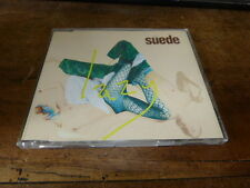 SUEDE - Lazy !!!! ! RARE CD !! NUD 27CD1 !!!