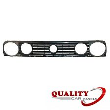 FRONT GRILLE CENTRE MAIN VW GOLF MK2 1988-1992 4 LAMPS MODELS FITS GTI TOO NEW