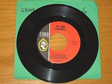 """ROCK + ROLL 45 RPM - JO ANN CAMPBELL - CAMEO 223 - """"I'M THE GIRL FROM WOLVERTON"""""""