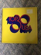 Radio Show TOP 30 USA 7/20/85 BEACH BOYS ARETHA FRANKLIN NEIL SEDAKA 3 LP Set EX