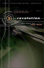 NIV Revolution: The Bible for Teen Guys, , 0310928206, Book, Acceptable