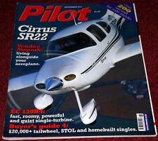 Pilot 2001 November Cirrus SR22,EC130,Andreasson,Navion