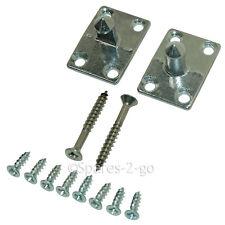 SMEG Genuine Dishwasher Decor Door Fixing Bracket Kit 697450345 Replacement