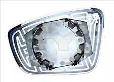 Side Mirror Glass Convex Heated RIGHT Fits SEAT Mii SKODA Citigo VW Up 2011-