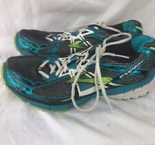 Women's Brooks Ravenna 4 Running Shoes Size 10.5 teal green