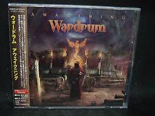 WARDRUM Awakening + 1 JAPAN CD Until Rain Horizon's End Dol Ammad Final Answer