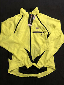 New $99 Men's Small - Louis Garneau - Electra 2 Cycling Jacket #1030116