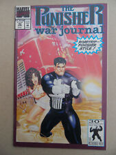 Punisher War Journal 40 . Marvel 1992 . FN / VF