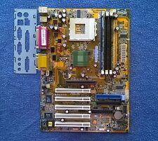 ASUS A7S333/PA/UAY Socket 462 (A) ATX AMD Vintage Retro Motherboard + 256MB RAM