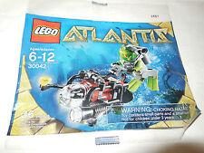 LEGO  Atlantis 30042  Mini Sub Polybag NEW SEALED